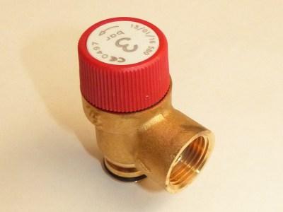 Предохранительные газовые клапаны